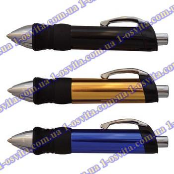 Ручка метал.золот. шар. авт. L1625-10 0,7мм