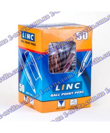 "Ручка шар/масл ""Candy"" синяя 0,7 мм ""LINC"""