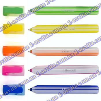 "Ручка шар/масл ""D'Fine"" синяя"