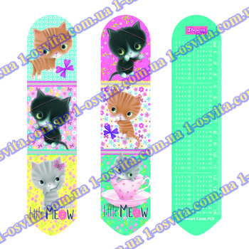 "Закладки 2D ""Little meow"""