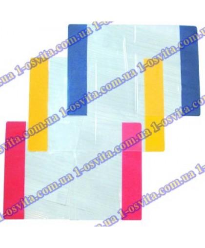 Обложка для кл.журн. PVC (45см*30,5см), 150 мкм, прозр.